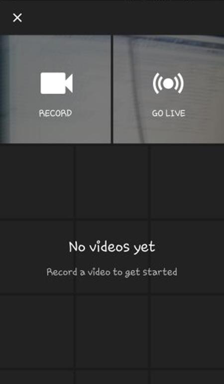 Livestream YouTube trên điện thoại (iOS và Android) + Bước 3